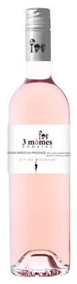 3 momes rose wine Provence France 2019