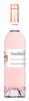 Domaine Pontfract rose 2017