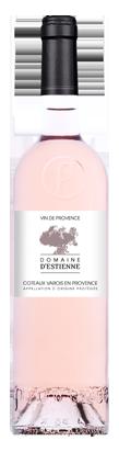 Vin rosé Domaine d'Estienne, achat vins de Provence