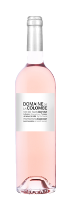 "Rosé wine of Provence ""Domaine de la Colombe"""