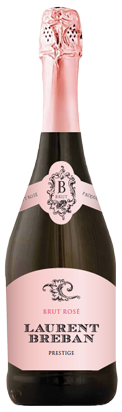 Laurent Breban Rose sparkling wine Provence