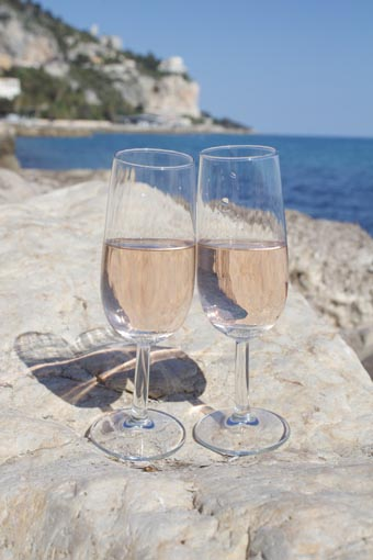 Provence wine appellation Bandol 2018