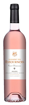 Provence wine wholesale Domaine des Estournois Rose appellations Bandol