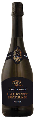 White-sparkling-wine-Laurent-Breban-Provence-wine